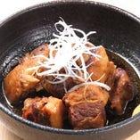 柔らか豚の角煮
