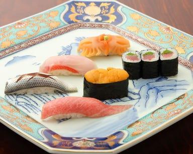 矢の根寿司 日本橋本店 コースの画像