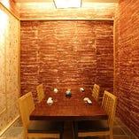 【~8名様】洋風テーブル個室