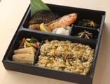 焼き魚2種弁当