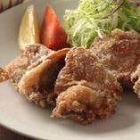 鶏の唐揚げ(2個)