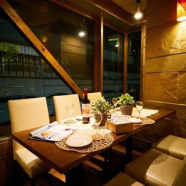 チーズフォンデュ×デザイナーズ個室 the life table 池袋本店 店内の画像