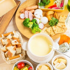 チーズフォンデュ×デザイナーズ個室 the life table 池袋本店の画像その2