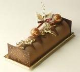 Christmas Chocolate Cake ノエル・ド・ショコラ
