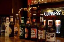 世界のビール30種類あります