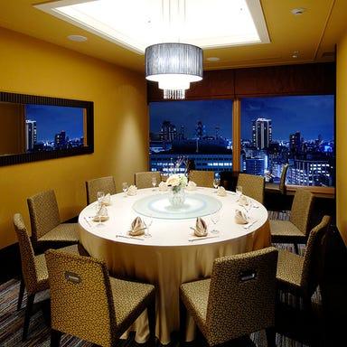 中国料理 東天紅 大阪天満橋OMM店 店内の画像