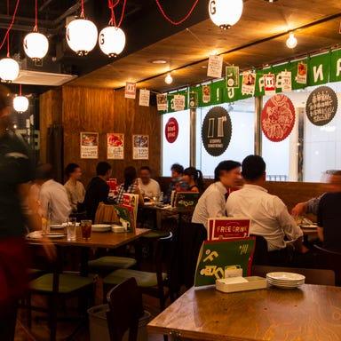 北海道イタリアン居酒屋 エゾバルバンバン 函館五稜郭店 店内の画像