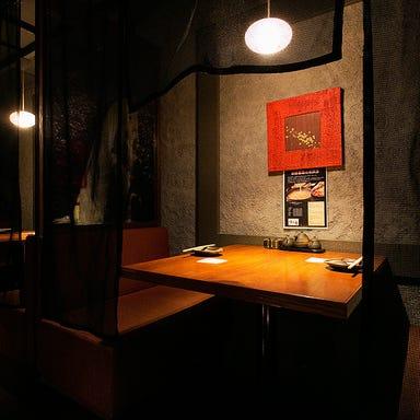 とり、とうふ、ごはん 川の音 赤坂店  店内の画像