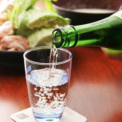 常時20種以上のこだわりの極上日本酒