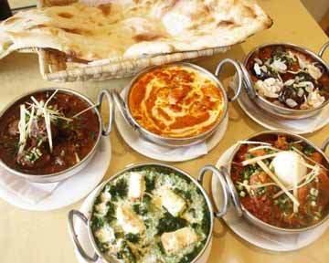 本格インド料理をご家庭でもどうぞ!