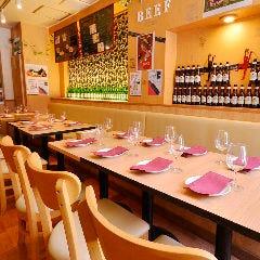 ステーキ&チーズ 個室肉バル ChaCha(チャチャ)横浜駅前店