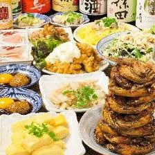 2500円鍋あり・宴会コース