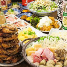 3500円鍋あり・宴会コース 2時間