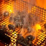 炭火焼各種