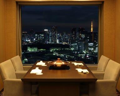 銀座クレストンホテル しゃぶ禅  メニューの画像