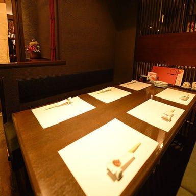 京やさい料理 接方来 京都駅ビル店 店内の画像