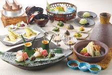 月替り料理や京野菜を堪能するお料理