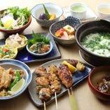 鶏の旨味をたっぷりと!2h飲放付宴会コース5,000円~