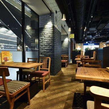 PIZZAMAN TOKYO  店内の画像