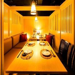 全席個室 × 鍋食べ放題 すごろく 新宿店