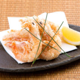 【薩摩】赤海老の唐揚げ