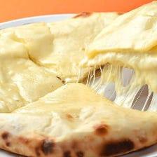 とろけるチーズナン