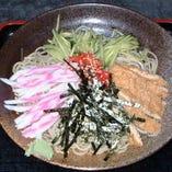 冷やしきつね蕎麦(うどん)