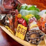 【直送新鮮魚介】 札幌、函館、伊勢の漁港から直送便