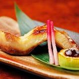 焼き魚も美味!