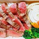 牛ステーキ弁当