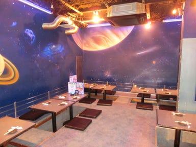 和洋空間居食屋 いさりび 富田林店 店内の画像