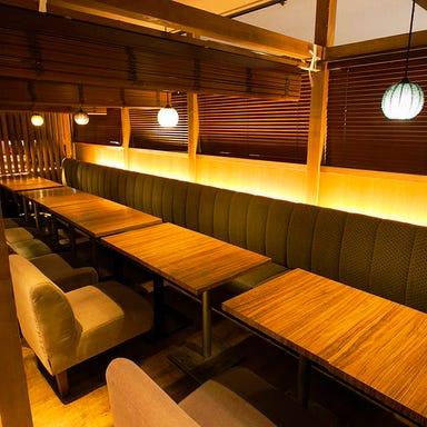kawara CAFE&DINING 川崎モアーズ店 店内の画像