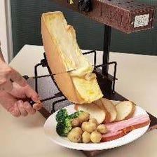 ハイジのチーズ☆ラクレット!!