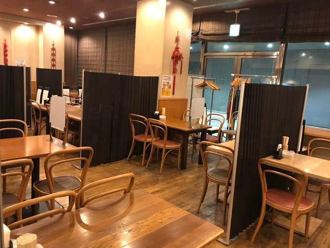 唐朝刀削麺 西新宿店(新宿/中華料理) - ぐるなび