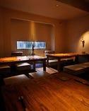 【個室】16~20名様(最大30名様)堀りごたつ席