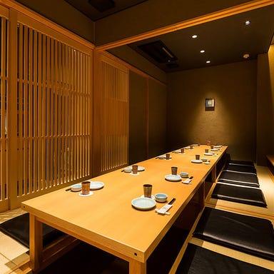 こだわりの出汁と日本酒のお店 あずまや(四阿) 店内の画像