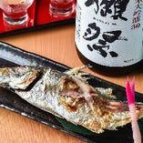 本日のおすすめ焼魚