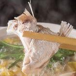 【寄せ鍋】身もホクホクで美味しくいただけます。
