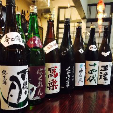 ◆店主こだわりの日本酒◆