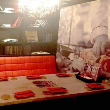 肉×魚×野菜居酒屋 トカチバル 一心 店内の画像