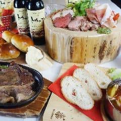 肉×魚×野菜居酒屋 トカチバル 一心