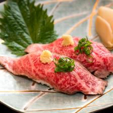 にぎり寿司(炙り)