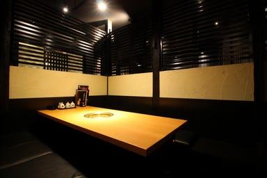 肉匠 迎賓館 奈良店 店内の画像