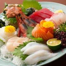 市場直送!新鮮な魚自慢の海坊主