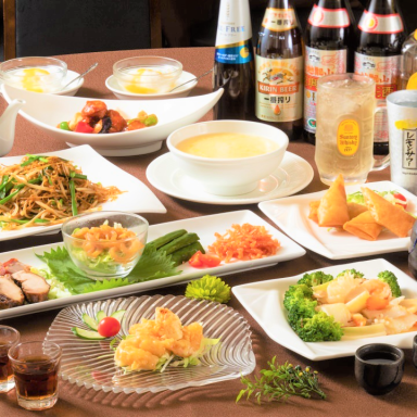 本格広東料理 雅苑酒家 南京町本店  コースの画像