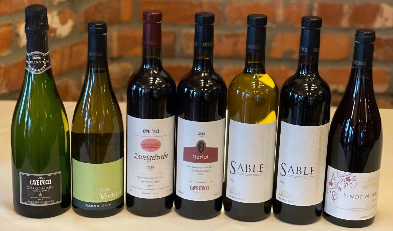 「マリアージュ5」のワインをお料理と合わせて食の新しい感動を