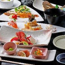 3,960円(税込)コース<8品> 創作料理とお寿司のコース