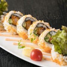 海鮮とお寿司 彩り溢れる創作料理