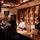 30年以上続く神戸のレストランバー♪珍しいお酒も揃っています