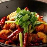人気の中華料理が目白押し!